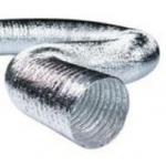 铝箔软管,防火保温铝箔软管