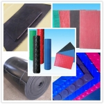 成都三力士橡胶各种橡胶板价格便宜 性价比高