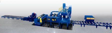 供应Q69系列钢板型材抛丸清理机