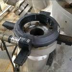 外卡式法兰端面加工机--专业修复法兰面设备