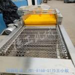 不锈钢毛刷清洗机 粽叶清洗设备