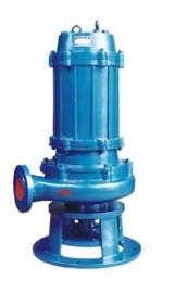 泵阀 四川成都销售排污泵 JYWQ、JPWQ型自动搅匀排污泵