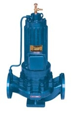 四川内江销售管道泵 PBG型屏蔽式管道泵