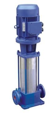 成都管道泵 GDL型立式多级管道泵