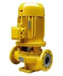 四川哪里有卖管道泵 SXBF型衬氟管道泵 厂家直销