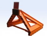 供应CDG-K型框架固定式挡车器