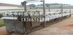 科盛牌KSDX-4500电加热油水混合江米条油炸流水线