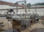 科盛ksmx-3500高效燃煤加热鱼类、禽类、蚕豆油炸机流水