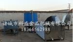 科盛牌导热油单机油炸机、油炸锅、油水混合油炸流水线