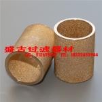 铜粉烧结滤芯 适用于巨创华气厚普四联金科CNG加气机