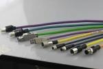 M12防水连接器 传感器连接器