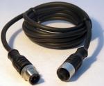 传感器插头 M12传感器连接线 进口连接器