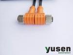 国产M12连接器  高仿进口连接器厂家