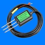插入式电流输出型4-20mA 土壤水分检测仪