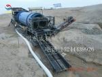 出口移動砂金設備南非現場使用移動淘金車DW-68E輪式主要優