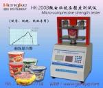 电子式纸碗抗压强度试验机,武汉恒科全国品牌销量第一