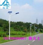 湖南LED太陽能路燈報價長沙新農村太陽能路燈批發