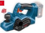 博世电动工具 GHO 18V-LI 充电式电刨