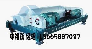 山东石材厂大理石泥浆脱水离心机设备