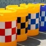 山西思可達防護桶批發,防撞筒,小型防撞桶,公路防撞桶