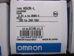 原装正品欧姆龙时间继电器H5CR-L