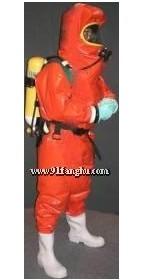 A級防化服、重型防化服、外置式重型防化服、液體致密型防化服