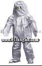 隔熱防護服、高溫防護服、防火隔熱服、重裝隔熱服、全身式隔熱服