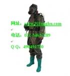 外置式防化服-重型液氨防护服/一级化学防护服