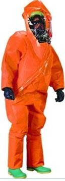 气密性防化服、重型防护服、A级液氨防护服