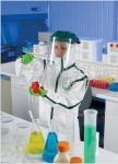 一次性连体服,初级防护服,医用一次性胶条防护服