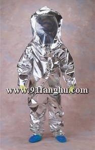 隔热防化服,气密型隔热防化服,A级隔热防化服