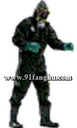 防护服-轻型防化服-B级防护服-连体式酸碱防护服