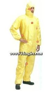 防酸服,连体防酸服,酸碱防化服,C级化学防护服