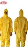 酸碱工作服,连体防酸服,Tychem-C化学防护服