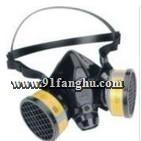 防毒口罩,防毒半面具-自吸式防毒半面具