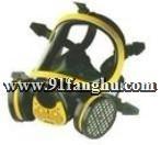 工业用防毒面具,实验室防毒面具,自吸过滤式防毒面具
