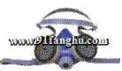 防毒半面罩,过滤式防毒半面罩,自吸式防毒半面罩