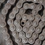 成都链条链轮 板式链条(正面) 四川链条供应商