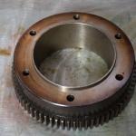 大齿轮 加工供应高质量圆锥型齿轮 伞齿轮