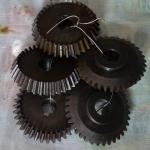 专业伞齿轮加工 厂家直销 成都齿轮厂家长期供应
