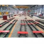 四川新能源汽车厂链轮链条输送传动生产线安装