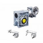 四川成都NMRV双联蜗轮减速电机专业制造商 减速电机销售龙头