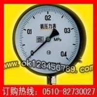氨用压力表系列-耐震压力表|真空压力表|不锈钢压力表