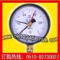 定位型压力表系列(联系电话:0510-82730027)