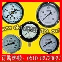 一般压力表系列-耐震压力表|真空压力表|不锈钢压力表