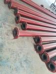 超高分子量聚乙烯管、钢衬超高分子量管道,钢衬复合管道