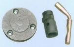 插入式电机底座联接、防逆套、弯柄