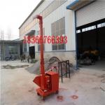 混凝土上料专用注桩机 电动二次结构浇筑泵 小型上料机
