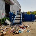 安徽120吨卧式废纸打包机生产厂家