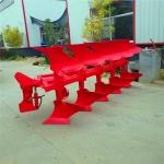 重庆牵引式多铧液压翻转犁 大型435栅条犁